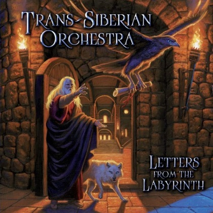 Trans-Siberian Orchestra - Letters From The Labyrinth cover