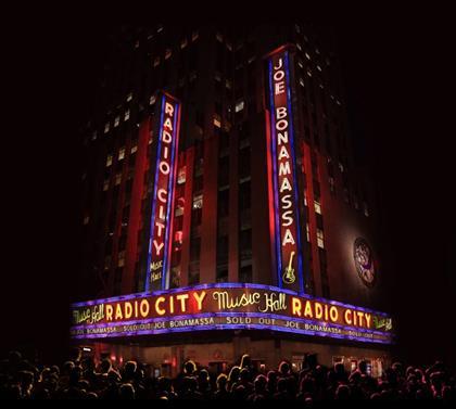Joe Bonamassa - Live At Radio City Music Hall cover