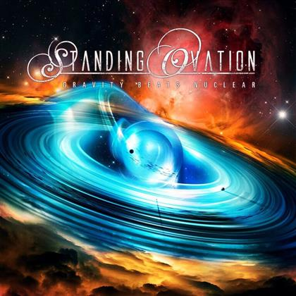 Standing Ovation - Gravity Beats Nuclear cover