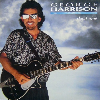 George Harrison - Cloud Nine cover
