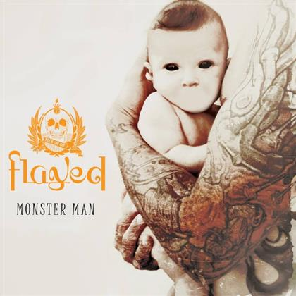Flayed - Monster Man cover