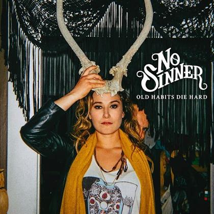 No Sinner - Old Habits Die Hard cover