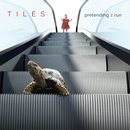 Tiles - Pretending 2 Run cover