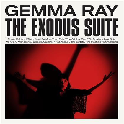 Gemma Ray - Exodus Suite cover