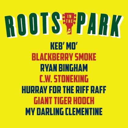 Roots In The Park 2016 - Utrecht 02/07/2016