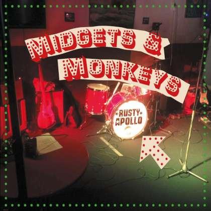 Rusty Apollo - Midgets & Monkeys cover