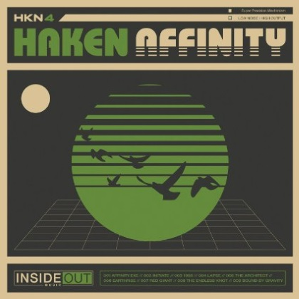 Haken - Affinity cover