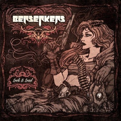 Berserkers - Lock & Load cover