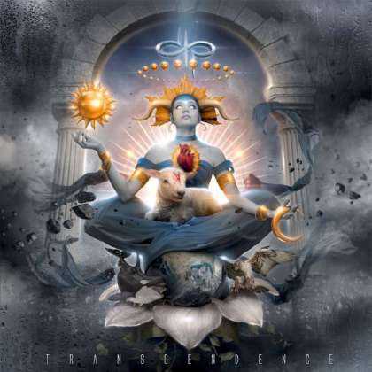 Devin Townsend Project - Transcendence cover