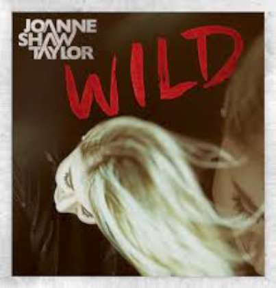 Joanne Shaw Taylor - Wild cover