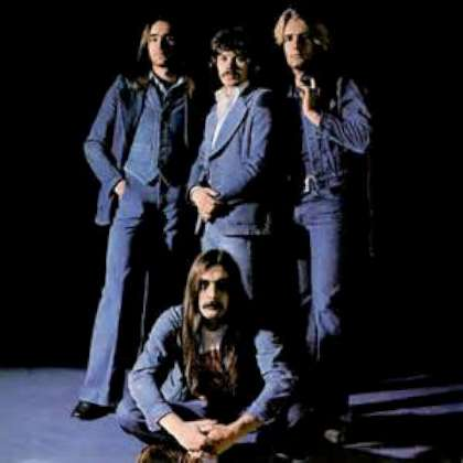 Status Quo - Blue For You cover