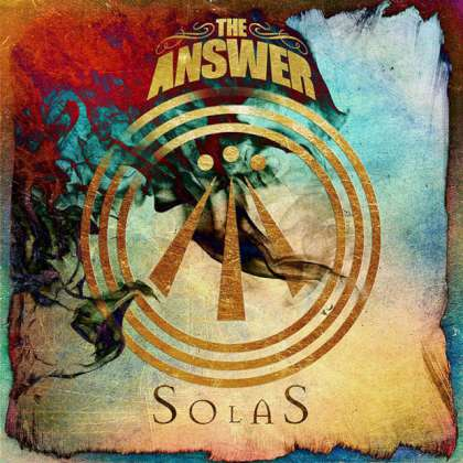 The Answer - Solas cover