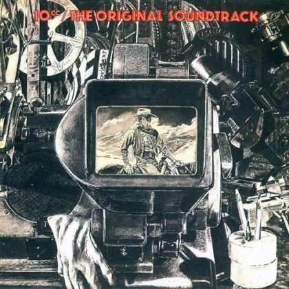 10cc - The Original Soundtrack cover