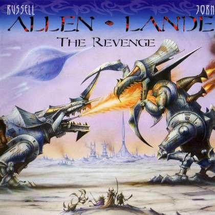 Allen-Lande - The Revenge cover