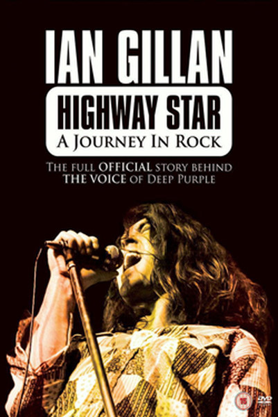 Ian Gillan - Highway Star - A Journey In Rock (2dvd) cover