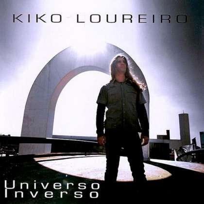 Kiko Loureiro - Universo Inverso cover