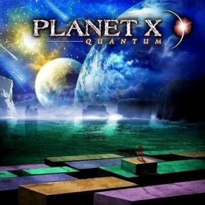 Planet X - Quantum cover