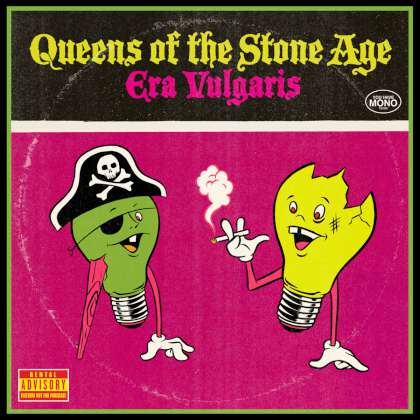 Queens Of The Stone Age - Era Vulgaris cover
