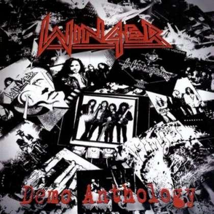Winger - Demo Anthology cover