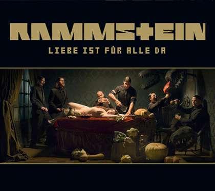 Rammstein - Liebe Ist Für Alle Da cover
