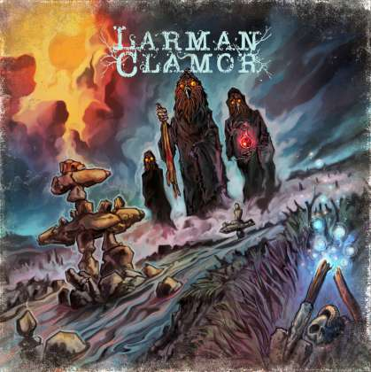 Larman Clamor - Beyonder cover
