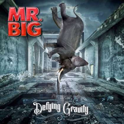 Mr. Big - Defying Gravity cover