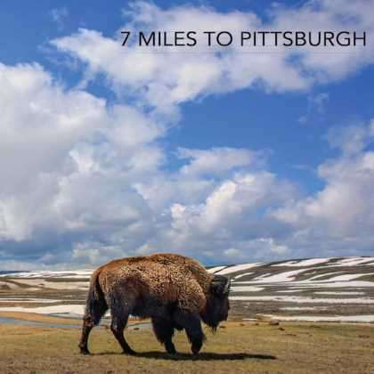 7 Miles To Pittsburg - 7 Miles To Pittsburgh cover