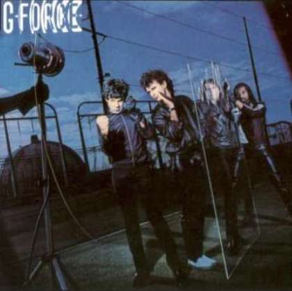 Gary Moore - G-Force cover