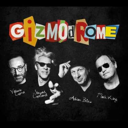 Gizmodrome - Gizmodrome cover