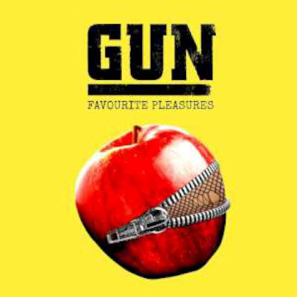 Gun - Favourite Pleasures cover