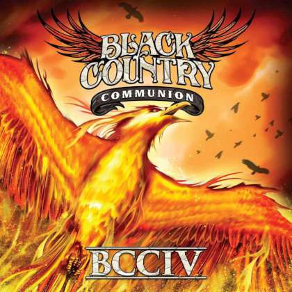 Black Country Communion - BCCIV cover