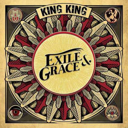 King King - Exile & Grace cover