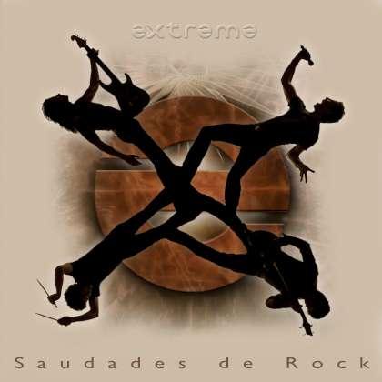 Extreme - Saudades De Rock cover