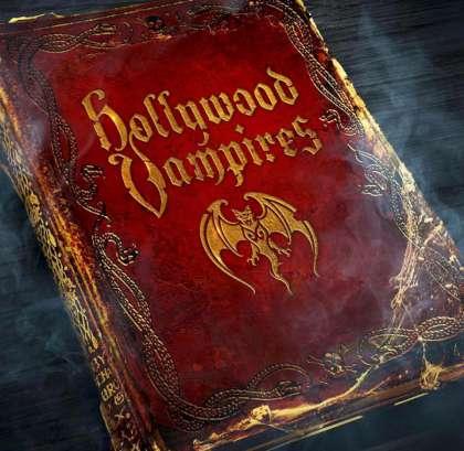 Hollywood Vampires - Hollywood Vampires cover