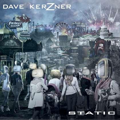 Dave Kerzner - Static cover