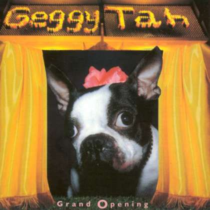 Geggy Tah - Grand Opening cover