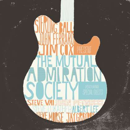 Sterling Ball, John Ferraro and Jim Cox – The Mutual Admiration Society cover