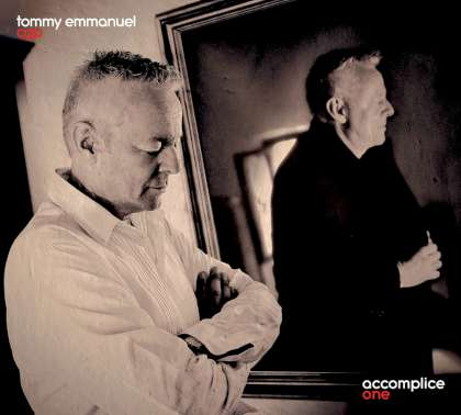 Tommy Emmanuel - Accomplice One cover