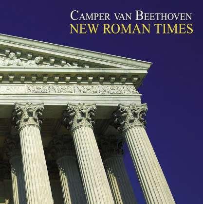Camper Van Beethoven - New Roman Times cover