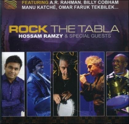 Hossam Ramzy - Rock The Tabla cover