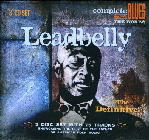 Leadbelly - The Definitive Leadbelly cover