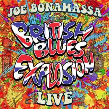 Joe Bonamassa - British Blues Explosion Live cover