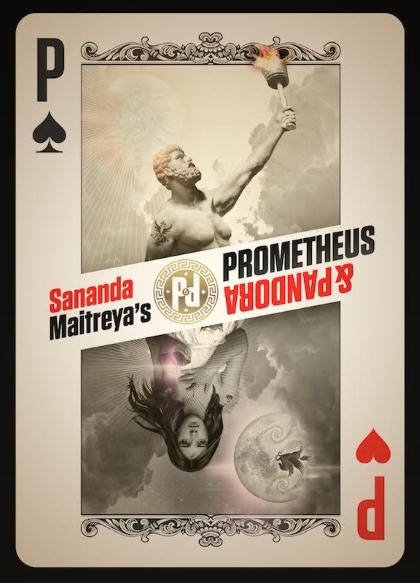 Sananda Maitreya - Prometheus & Pandora cover