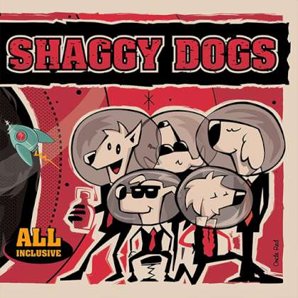 Shaggy Dogs - All Inclusive cover