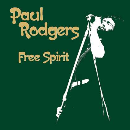 Paul Rodgers - Free Spirit cover