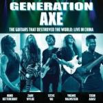 Generation Axe - The Guitars That Destroyed The World cover