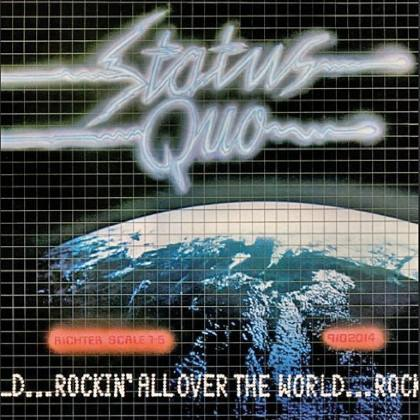 Status Quo - Rockin' All Over The World cover