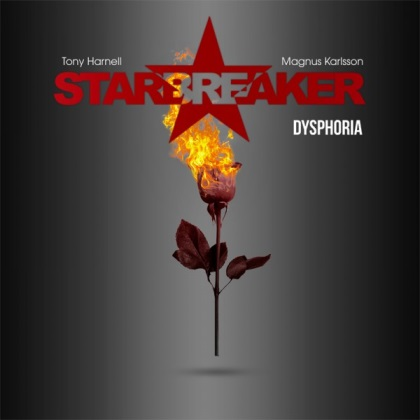 Starbreaker - Dysphoria cover