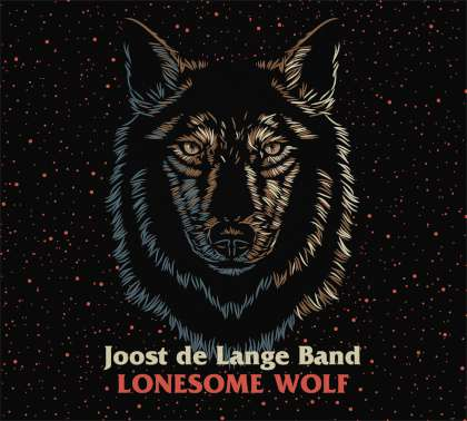 Joost De Lange Band - Lonesome Wolf cover