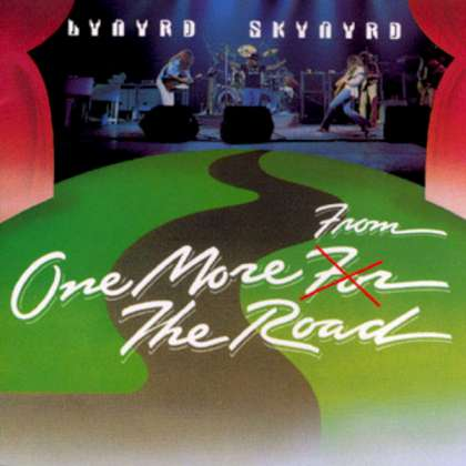 Lynyrd Skynyrd - One More From The Road cover